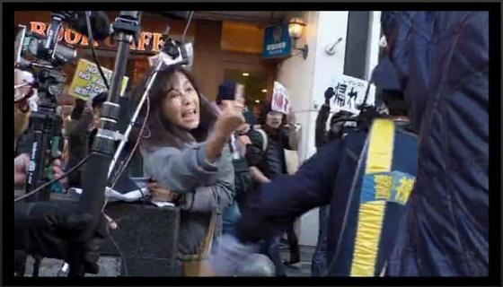 【話題】しばき隊「香山リカさんの画像超カッコいい。カウンター参加者増える」 香山リカ「フフフ。モテ期到来」