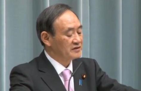 菅義偉官房長官は、1月14日午前の記者会見で「現時点において具体的な話をしているという報告は受けてません。ですから政府として何らかの方針を固めたという事実はないです」と述べたが、本来言うべき「日韓通貨ス