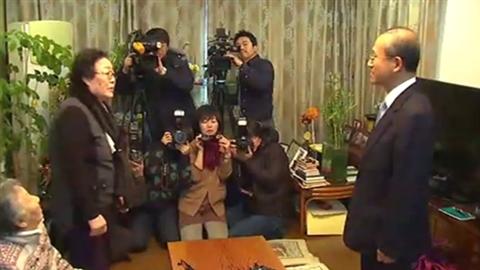 韓国外務省が合意内容を説明、元慰安婦は猛反発