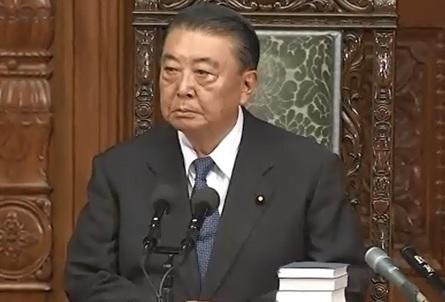 大島理森衆議院議長