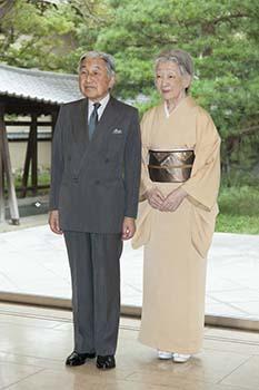 平成27年皇后陛下お誕生日に際してのご近況