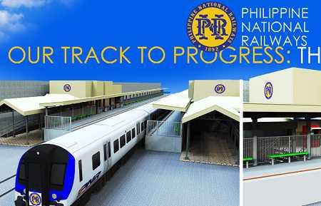 画像:フィリピン鉄道のHPより