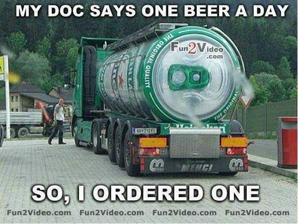 1228一日1本beer