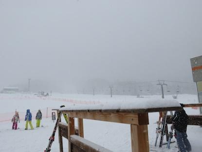 2月24日 天候 ユキ