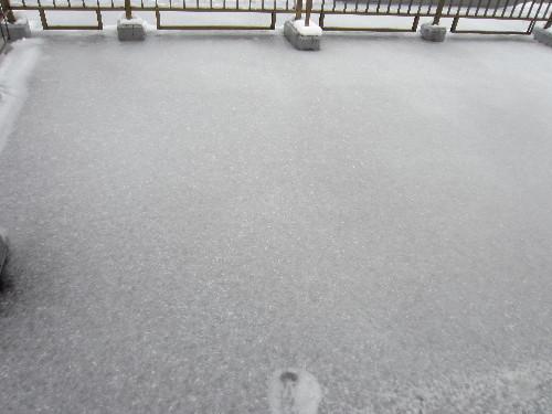 大雪160118