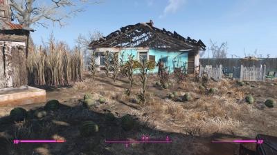Fallout 4matinohatake
