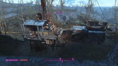 Fallout 4jimonyazensyoukiti