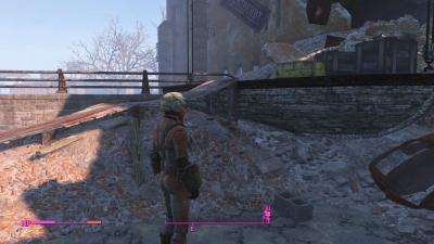 Fallout 4koubcutter
