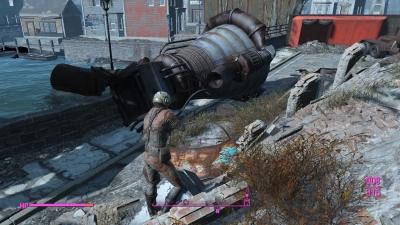 Fallout 4enginedaturaku