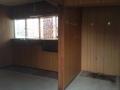 水回り撤去後洗面化粧台(戸建1号)