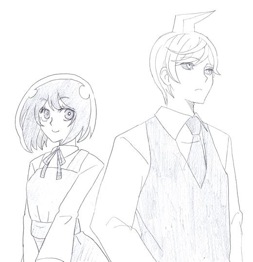 左門召介&天使ヶ原桜(てっしー)