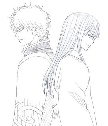 銀さん&桂さん