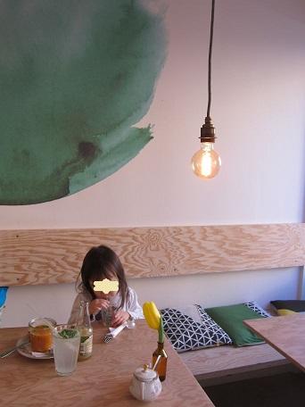 ランチ@ご近所カフェ