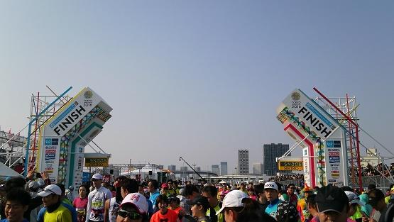 東京マラソン011