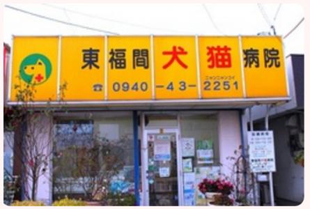 東福間犬猫病院