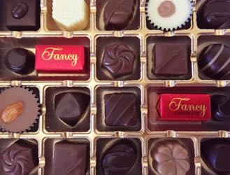 チョコレートの恋愛効果
