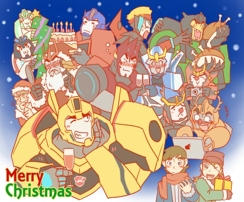 TFADVクリスマス