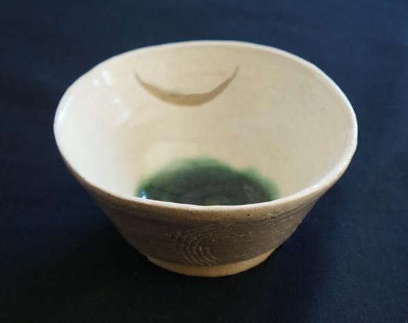 20151218 陶芸 小鉢 三日月 21㎝ DSC09973