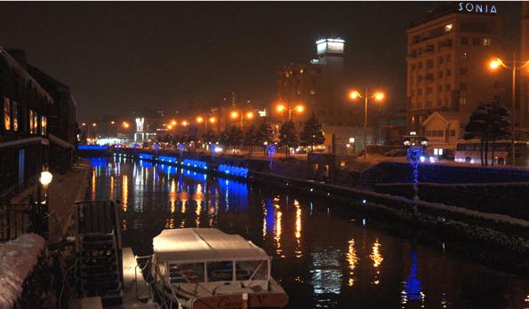 20151226 Otaru Canal 21cm DSC00616
