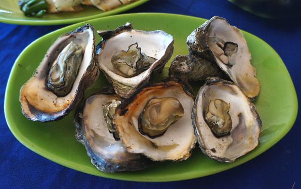 20160118 Lunch Mactan oyster 21cm DSC02915