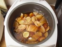 豚肉と大根の柔らか煮作り方20