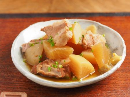 豚肉と大根の柔らか煮02