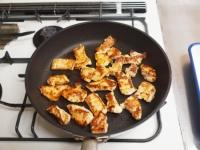鶏むね肉の生姜焼き39