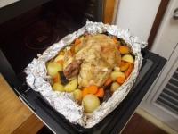 鶏むね肉の生姜焼き作り方t23