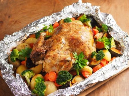 鶏むね肉の生姜焼き08