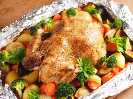 鶏むね肉の生姜焼き06