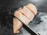鶏むね肉と丸ごと玉ねぎのとろt35