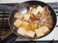 煮豆腐丼t33