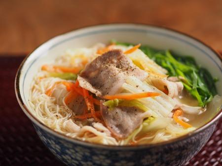 白菜と豚ばら肉の煮込みにゅうt12
