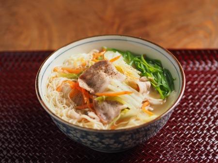 白菜と豚ばら肉の煮込みにゅうt15