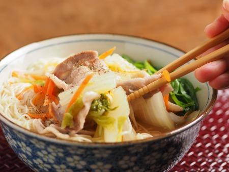 白菜と豚ばら肉の煮込みにゅうt19