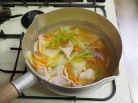 白菜と豚ばら肉の煮込みにゅうt07