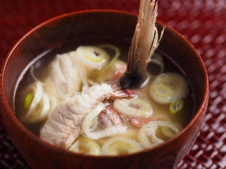 鯛の味噌汁09