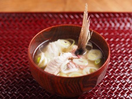 鯛の味噌汁07
