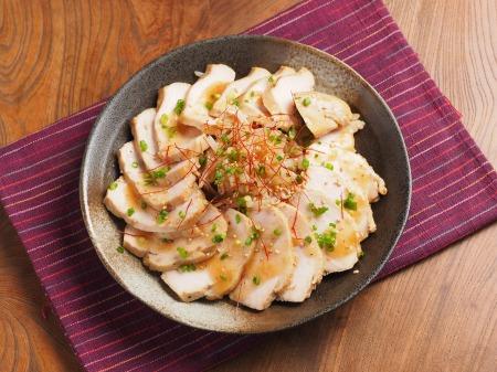 鶏むね肉の焼豚風t14
