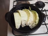 鶏むね肉とキャベツのトマト鍋t24