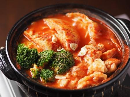 鶏むね肉とキャベツのトマト鍋t07