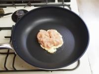 鶏むね肉の塩焼きそばt41