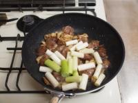 鶏レバーと鶏皮の生姜炒めt38