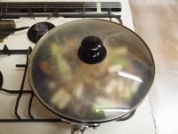 鶏レバーと鶏皮の生姜炒めt41