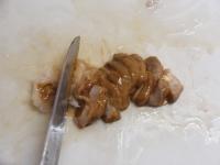 イカゲソと長芋のマヨネーズグラt46