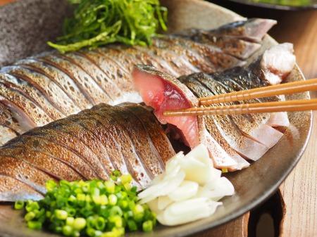 炙りしめ鯖作り方、昆布出汁t21