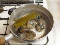 ホンビノス貝の吸い物t19