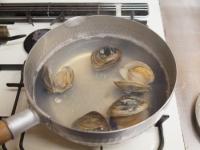 ホンビノス貝の吸い物t23