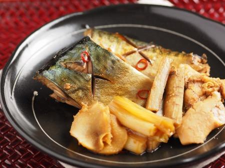鯖の煮付けt10