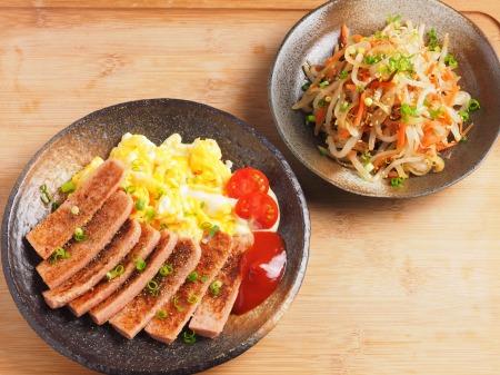 魚肉ソーセージのチーズ焼きt14